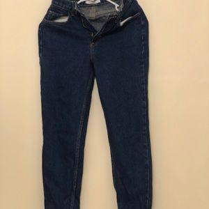 American apparel vintage jeans